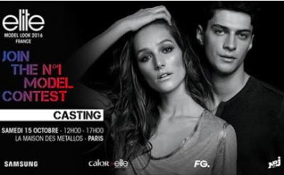 Le Casting Elite Model Look 2016