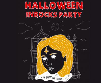 Halloweeen avec les Inrocks à la brasserie Barbès