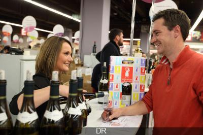 Salon des vins des vignerons indépendants 2016 à la Porte de Versailles