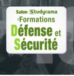 Salon studyrama des formations d fense et s curit 2017 for Salon e learning porte de champerret