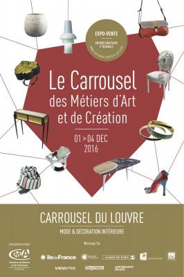 Le Carrousel des Métiers d'Art et de Création 2016