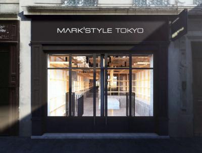 Mark's s'installe à Paris en 2017