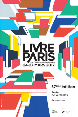 Salon livre paris 2017 la porte de versailles for Salon a porte de versaille