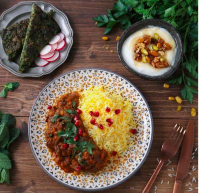 FoodChéri célèbre le nouvel an iranien