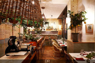 Les Résistants, un restaurant qui joue la carte du circuit court