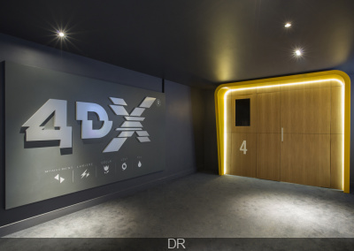 Path la villette ouvre la premi re salle 4dx en france - Centre commercial porte de la villette ...