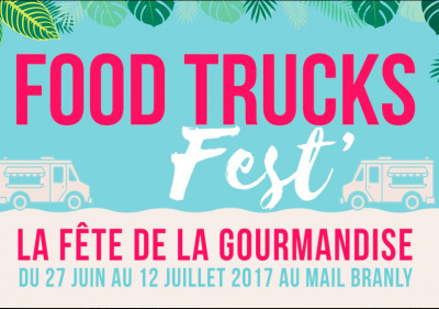 Food Trucks Fest' 2017 au quai Branly