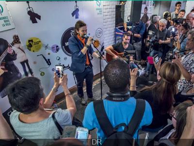 La RATP à l'Olympia pour les 20 ans des Musiciens du métro