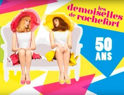 Les Demoiselles de Rochefort fête ses 50 ans au Grand Rex