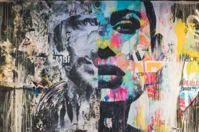 Festival de street art REHAB2 à la Maison des Arts & Métiers