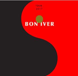 Bon Iver à la salle Pleyel en septembre 2017