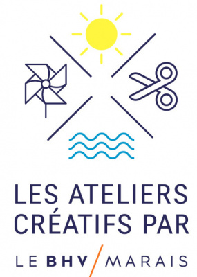 Paris Plages 2017 : les ateliers créatifs du BHV