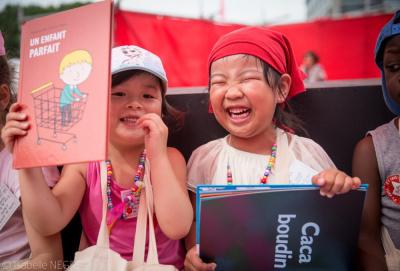 Partir en livre 2017, la grande fête du livre jeunesse à Paris