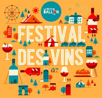 Festival des vins du Petit Ballon 2017 à la Bellevilloise