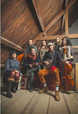 Paris Celtic Live de retour au Pan Piper
