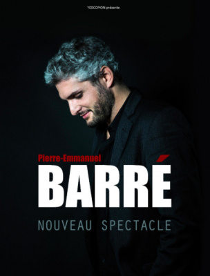 Pierre-Emmanuel Barré en spectacle à l'Européen