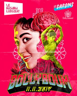 Bollywood s'invite au Hasard Ludique