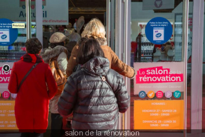Salon de la r novation 2018 la porte de versailles for Porte de versailles salon esthetique