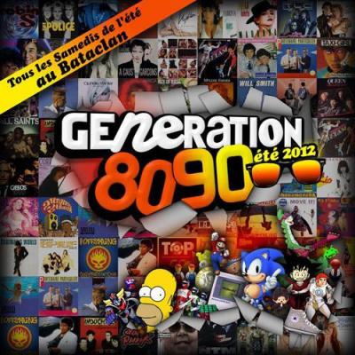 GENERATION 80-90 retourne le BATACLAN