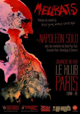Hellbats + Napoleon Solo