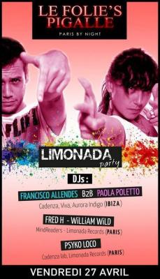 LIMONADA party