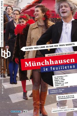Münchhausen, le feuilleton