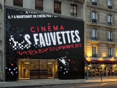 La Fête du Cinéma aux Fauvettes