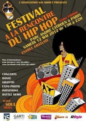 Festival a la rencontre du Hip Hop