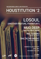 HOUSTITUTION