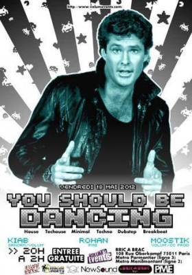 !! YOU SHOULD BE DANCING 2 !!