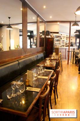 Le Niv's, brasserie contemporaine française