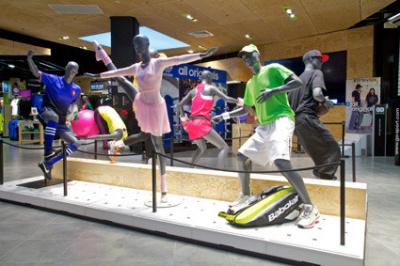 Go Sport, The New Concept Sport à la Défense
