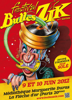 Festival Bulles Zik