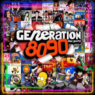 GENERATION 80-90 retourne la BELLEVILLOISE