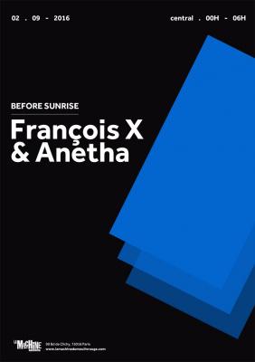 Before Sunrise : François X & Anetha