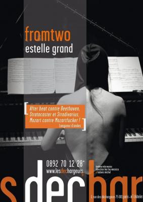 fromtwo en concert