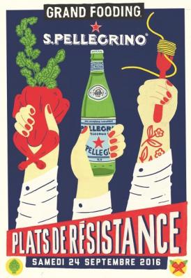 Grand Fooding S.Pellegrino 2016 - Plats de Résistance