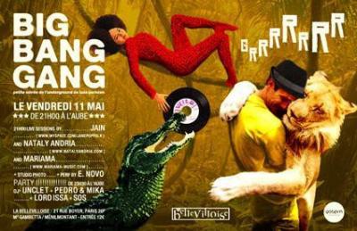 BIG BANG GANG PARTY: JUNGLE FEVER !