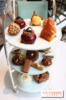 Le nouveau tea-time vegan du Shangri-La Hotel Paris automne-hiver 2016