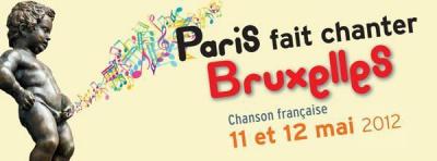 Paris fait chanter Bruxelles Daniel Hélin & Corine Malice