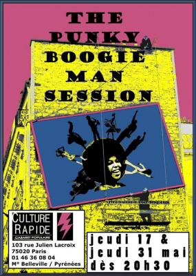 the punky boogie man mix