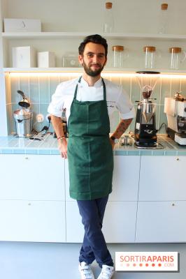 Pâtisserie Yann Menguy, La Goutte d'Or