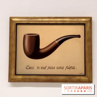 Magritte, la Trahison des Images au Centre Pompidou