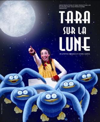 Tara sur la Lune à la Grande Comédie de Paris