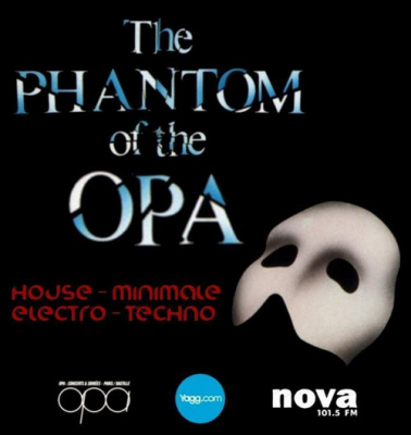 The Phantom Of The OPA