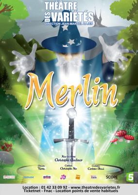 Merlin au Théâtre des Variétés