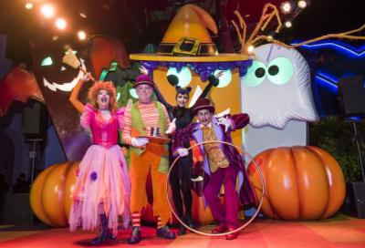 Halloween 2016 à Disney Village
