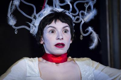 Blanche Neige et le Bois des Sortilèges à la Folie Théâtre