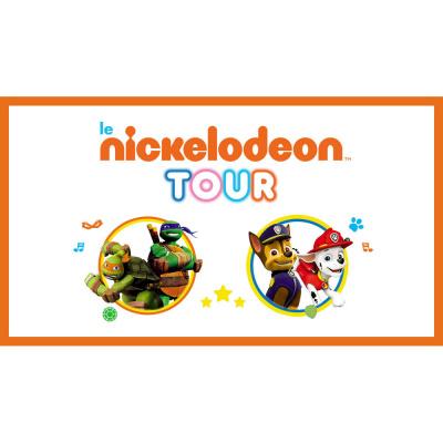 Le Nickelodeon Tour débarque dans ton centre commercial de Ponthault-Combault