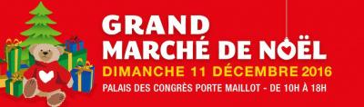 Marché de Noël solidaire Mécénat Chirurgie Cardiaque 2016
